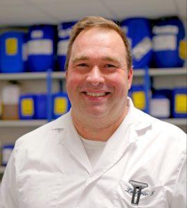 Ludovic GEOFFROY, Chef de Ligne de Fabrication
