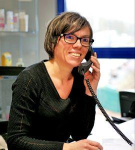 Laetitia MAILLET, Responsable Service REM & Accueil Clients